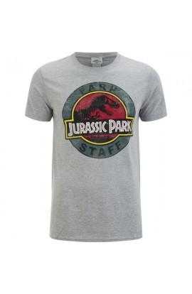T-shirt Jurassic Park Staff