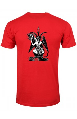 T-shirt Baphomet