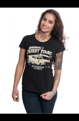 T-shirt Heisenberg Desert Tour
