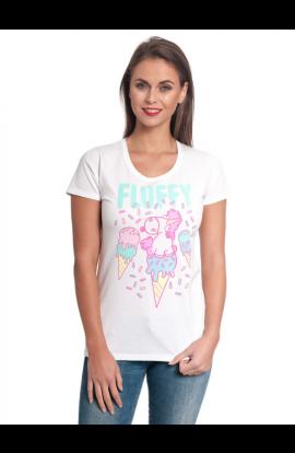 T-shirt Minions Fluffy
