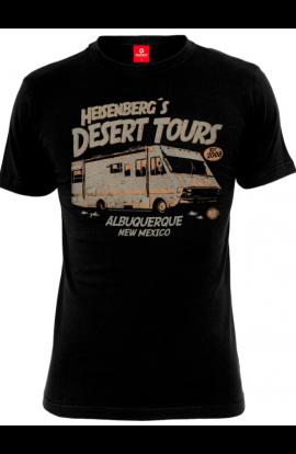 T-shirt Heisenberg Desert