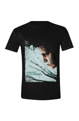 T-shirt Edward Scissorhands