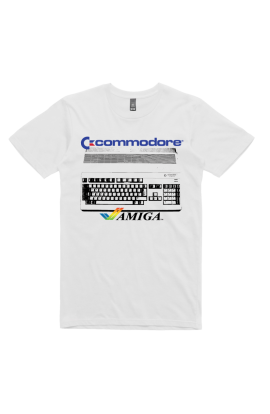 T-shirt Amiga 500