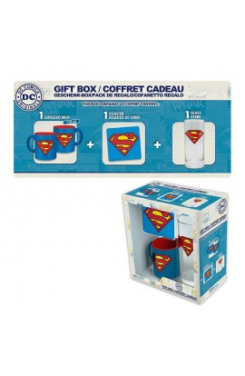 Box DC Comics - Superman