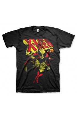 T-shirt X-Men Distressed