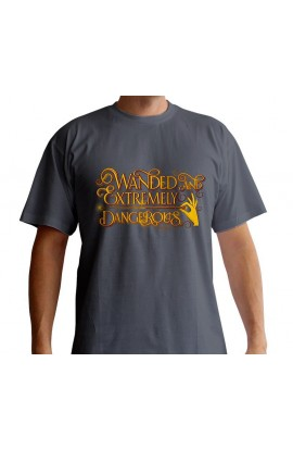 T-shirt Fantastic Beasts Wanded