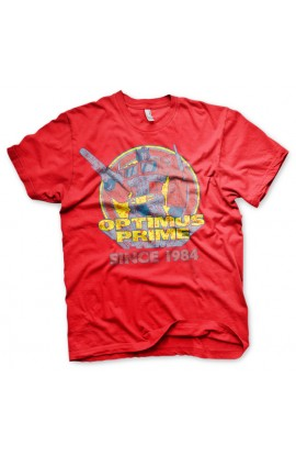 T-shirt Optimus Prime