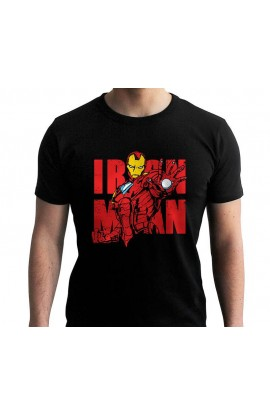 T-shirt Iron Man Graphic