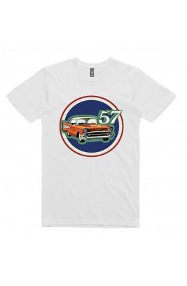 T-shirt Chevrolet 57