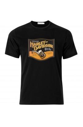 T-shirt Harley Oil