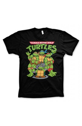 T-shirt TMNT Group