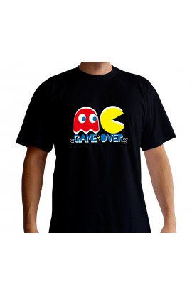 T-shirt Pac-Man Game Over