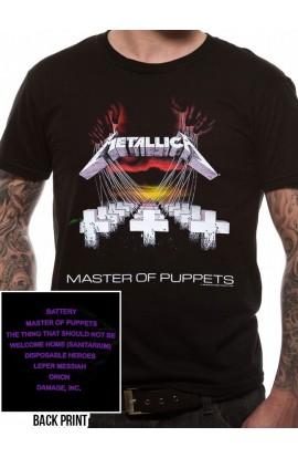 UNISEXE T-shirt Metallica