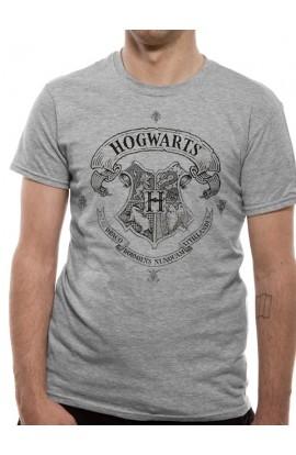 T-shirt Poudlard Logo