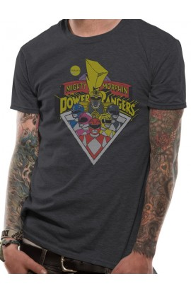 UNISEXE T-shirt Power Ranger