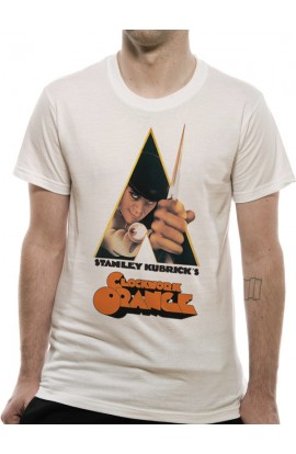 UNISEXE T-shirt Clockwork Orange