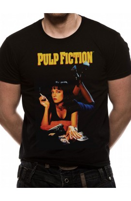 UNISEXE T-shirt Pulp Fiction