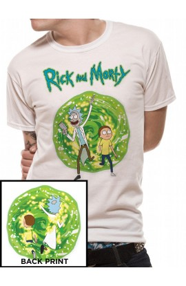 T-shirt Rick & Morty Portal