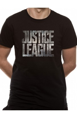UNISEXE T-shirt Justice League Logo