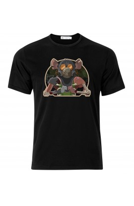 T-shirt Rick-ornichon