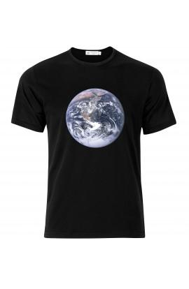 T-shirt Blue Marble