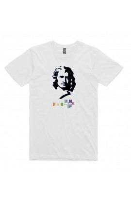 T-shirt Newton Gravity