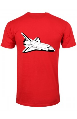 T-shirt Space Shuttle