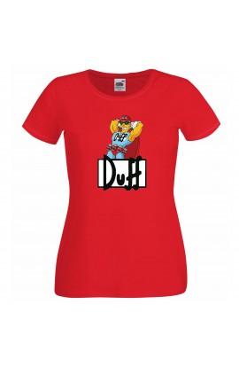 T-shirt Duffman