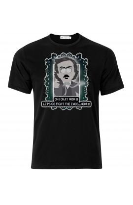 UNISEXE T-shirt Fantôme D'Edgar Allan Poe