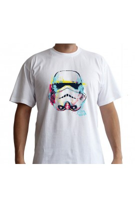 T-shirt Trooper Graphique