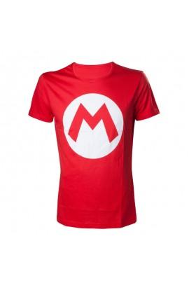T-shirt Mario Logo