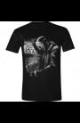T-shirt Friday 12th Sad
