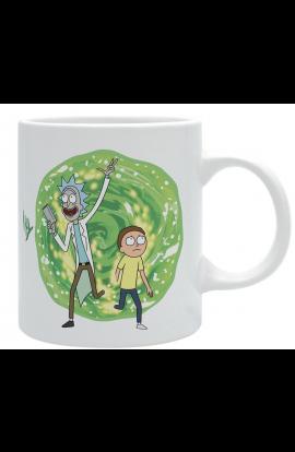 Mug Portal Rick & Morty