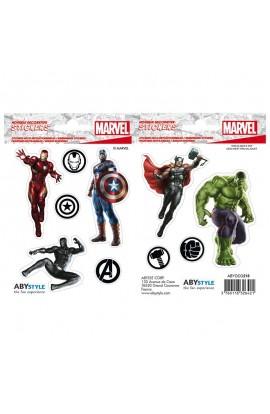 Stickers Marvel