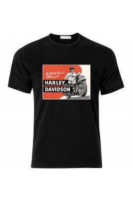 T-shirt Harley Davidson Vintage