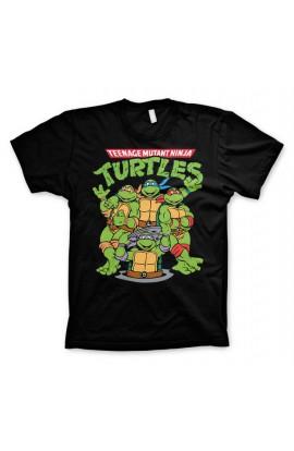 T-shirt TMNT Group