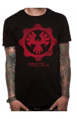 UNISEX T-shirt Gears Of War 4