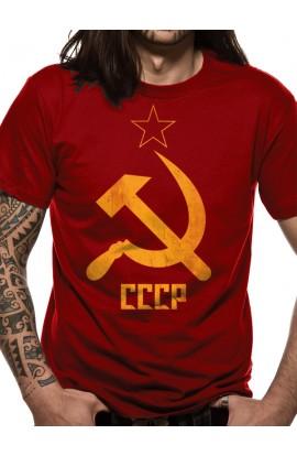 UNISEX T-shirt CCCP