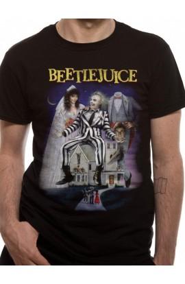 UNISEX T-shirt Beetlejuice