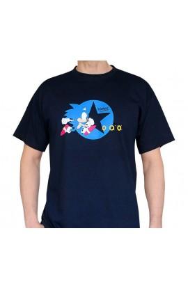 T-shirt Sonic Running