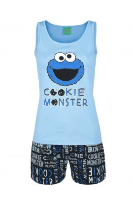 Cookie Monster Short Pyjama