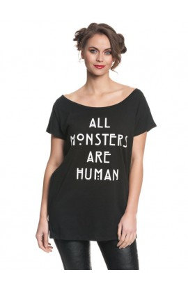 Blouse All Monsters
