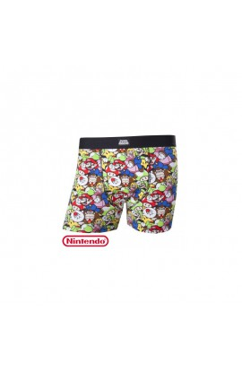 Boxer Super Mario Bros