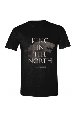 T-shirt King In The North