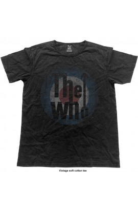 T-shirt The Who Target Vintage